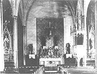 Church Interior 1893...click to enlarge (11914 bytes)