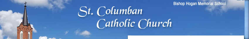 St. Columban Catholic Church, Chillicothe, Missouri