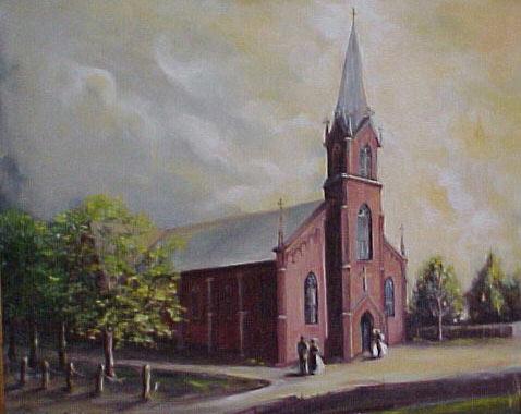 Press Release At St Columban Parish Chillicothe Missouri